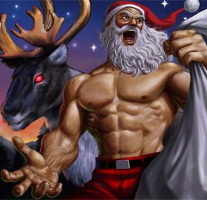Buff Santa II
